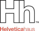 Helveticahaus – Helvetica inspired T-shirts by designers Logo